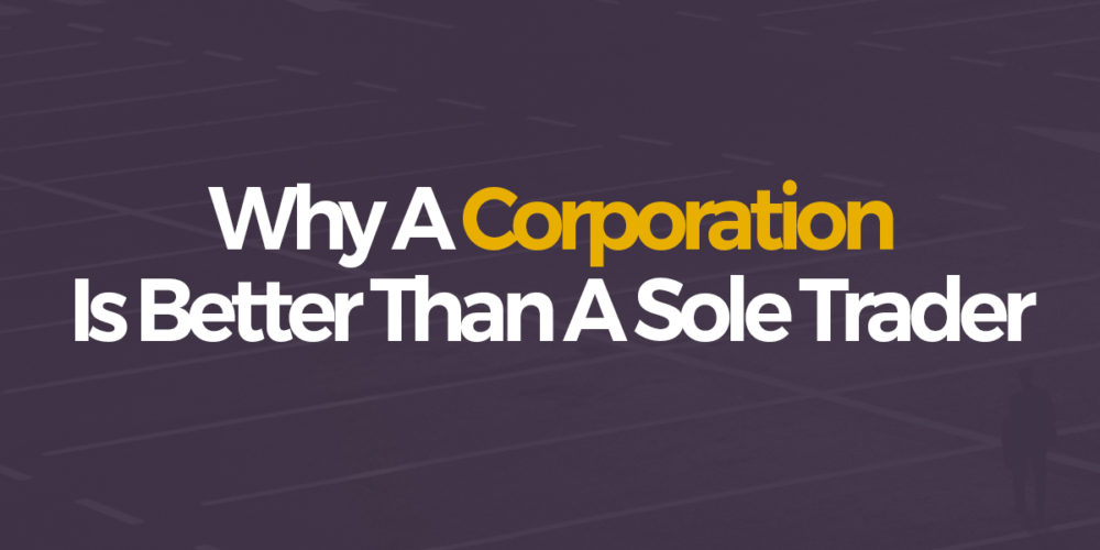 Why Private Limited Company is better than Sole Trader?