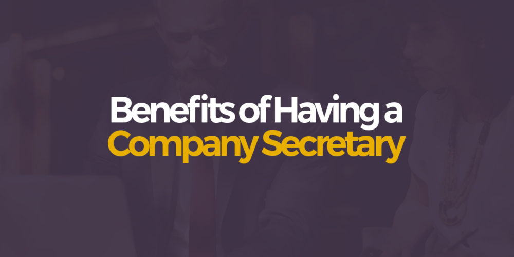 Why a Company Secretary Can Kick Your Management up a Notch